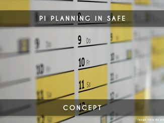 pi planning in safe