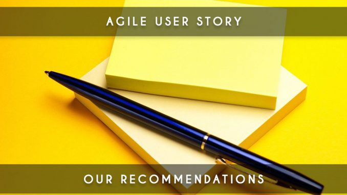 agile user story
