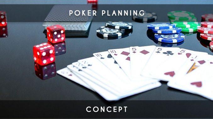 scrum poker planning
