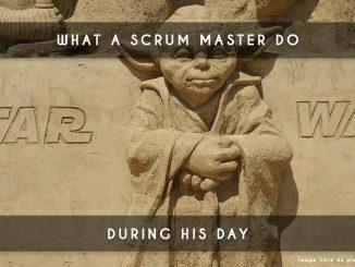 scrum master day