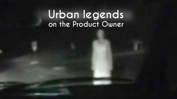 urban legends on the product owner