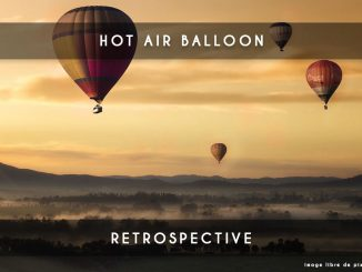 hot air balloon retrospective