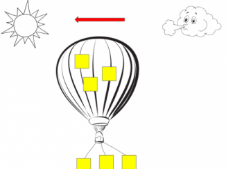 retrospective - Hot-air balloon