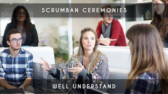 scrumban ceremonies