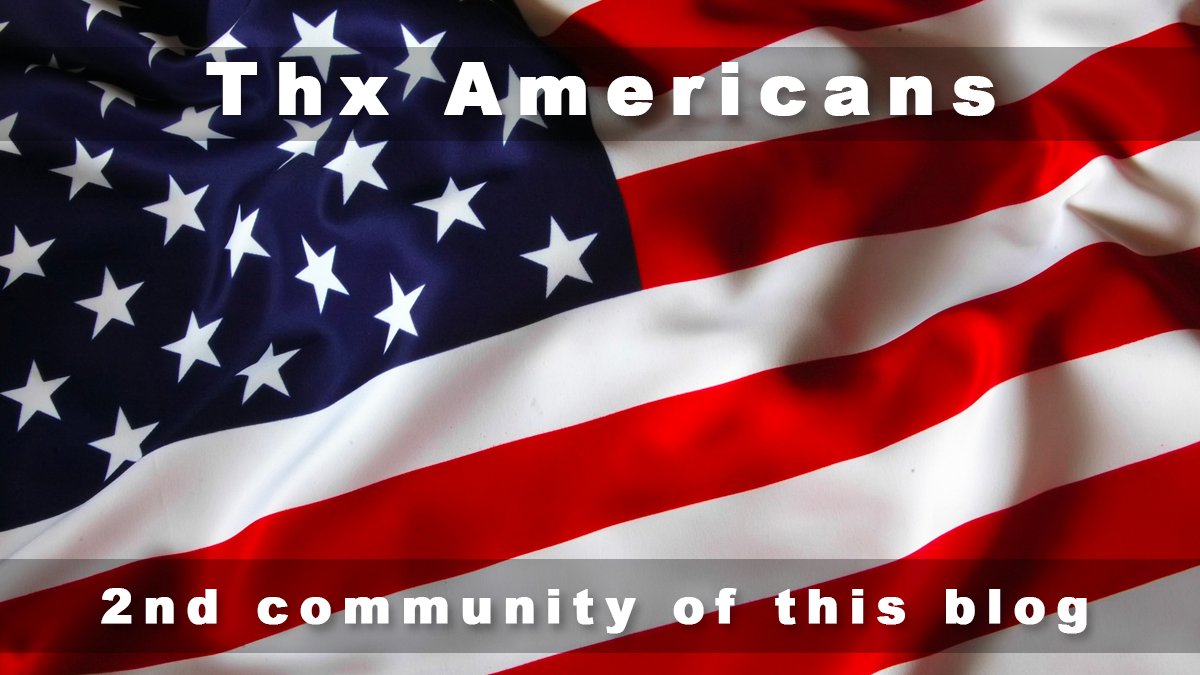 Thx Americans