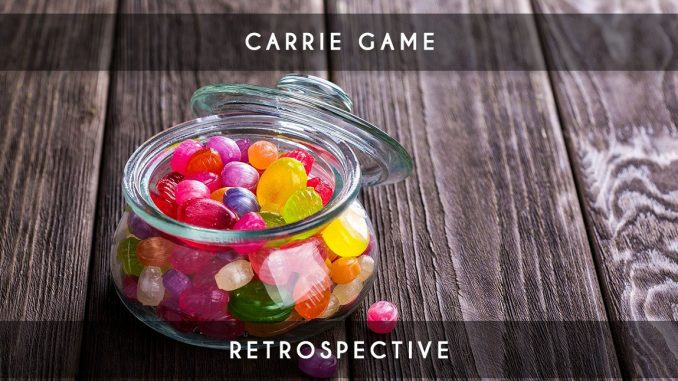 carrie game retrospective