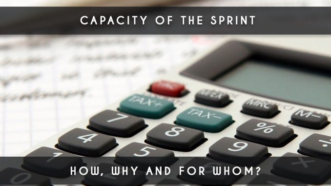 capacity of the sprint
