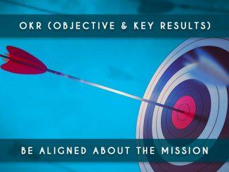 okr - objective & key results