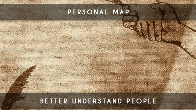 personal map