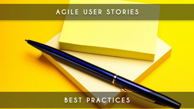 agile user stories