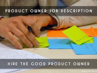 product owner job description