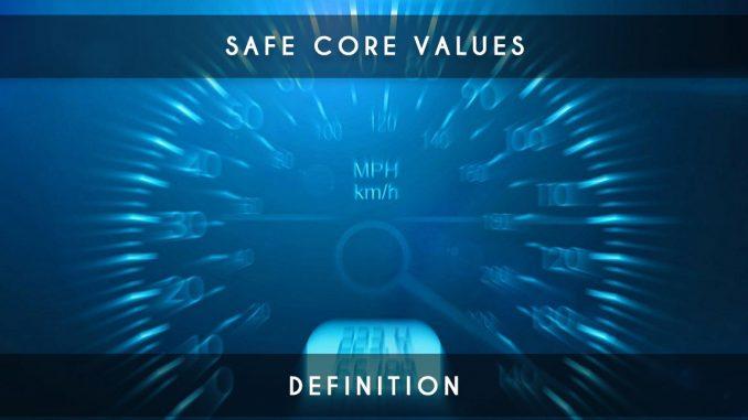 safe core values