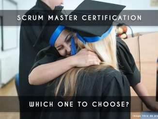 scrum master certification