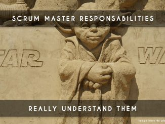 scrum master responsabilities